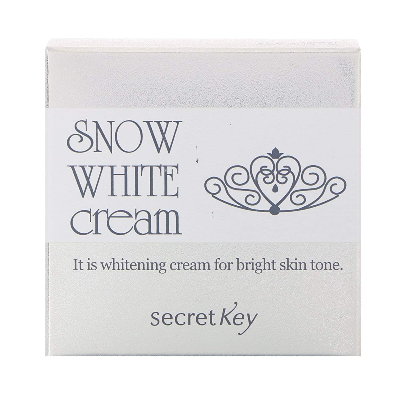 正午目指す北米SECRET KEY Snow White Cream (並行輸入品)