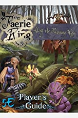 Along the Twisting Way: The Faerie Ring Player's Guide (5E) Hardcover