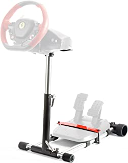 Wheel Stand Pro F458 Steering Wheelstand Compatible with Thrustmaster 458 (Xbox 360) F458 Spider (Xbox One), T80,T100, RGT, Ferrari GT,F430; Logitech Driving Force GT V2: Wheel/Pedals Not Included