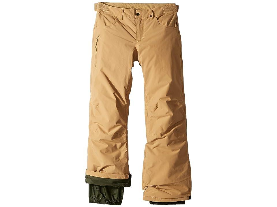Burton Kids Barnstorm Pants (Little Kids/Big Kids) (Kelp) Boy
