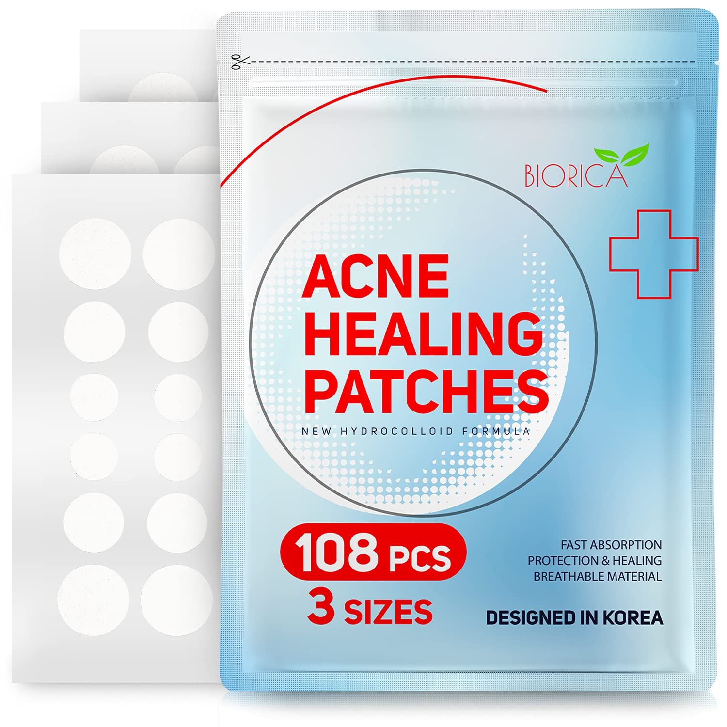 Invisible Acne Challenge the lowest price of Japan Patch mart Pimple Healing. Hydrocolloid Spot Tre