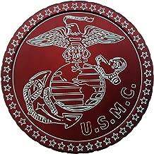 DipLidz Engraved snuff lid USMC