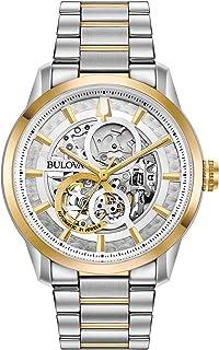 Bulova Automatic Watch (Model: 98A214)