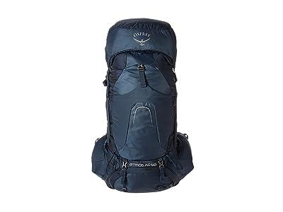 Osprey Atmos AG 50 (Unity Blue) Backpack Bags