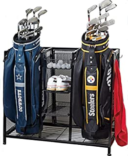 Two Bag Golf Organizer