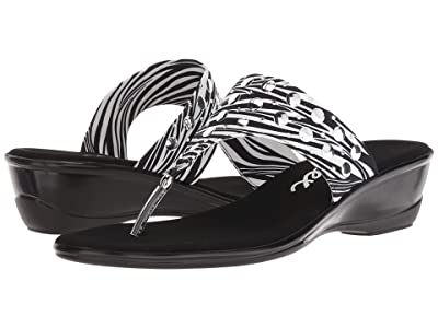 Onex Mermaid (White Zebra) Women
