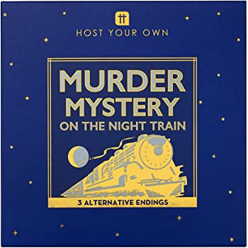 Crime Time Twas a Death Before Christmas Murder Mystery Game for 12 Players