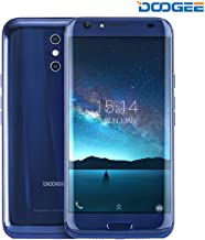 Unlocked Cell Phones, DOOGEE BL5000 Unlocked 4G Smartphones Android 7.0-5.5'' FHD Screen - MT6750T - 5050mAh Battery - 4GB RAM + 64GB ROM - Dual 13MP Camera - Unlocked Phones - Blue