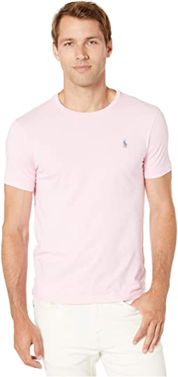 eb624e2957f6 Polo Ralph Lauren. Eton Field Short Sleeve T-Shirt. $59.50. New. Carmel Pink