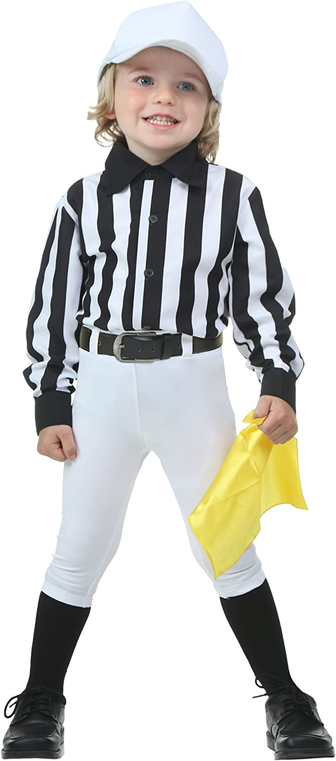 Toddler Be super welcome Limited price Referee Costume