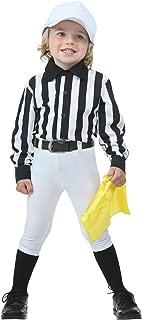 toddler boy referee costume