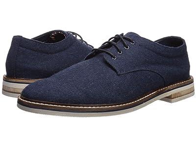 Bostonian Dezmin Plain (Navy Wool) Men