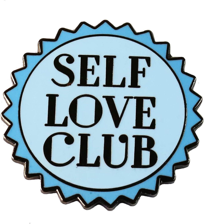 WizardPins Be super welcome Self Love Club Mental Enamel Lapel Detroit Mall Health Awareness P