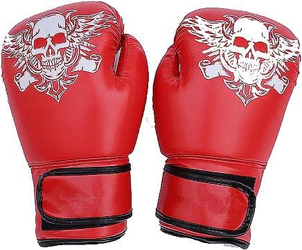 Boxhandschuhe Stilvolle Boxhandschuhe für Männer Frauen Stanzen schwere Tasche MMA Trainingshandschuhe Leder infundiert Gel für Sparring Kickboxen Kampfhandschuhe Muay Thai Für Sparring, Kickboxen B07MSDCC31     | Verschiedene Arten un