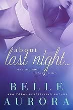about last night belle aurora