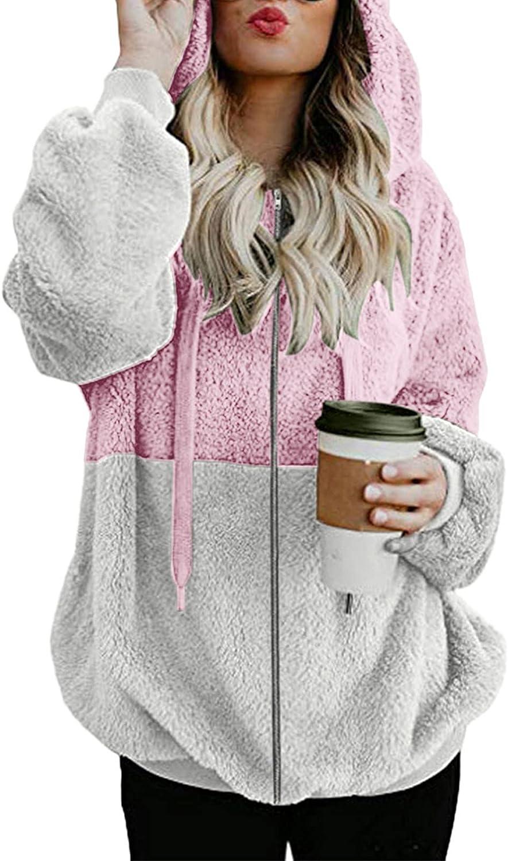 Zip up Hoodie Women Oversize Detroit Mall Winter Excellent Cas Autumn Coats Sweatshirt