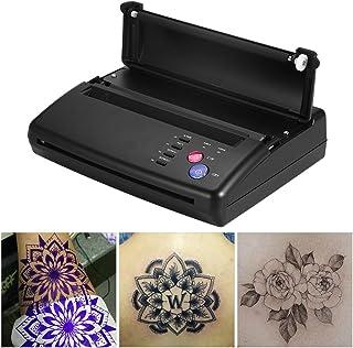 2 Type Tattoo Transfer Copier, Professionele A5 A4Tatoeage Transfer Machine Thermische Stencil Paper Printer Machine voor ...