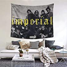 Caswyy Yopoial Denzel Curry Imperial Special Wall Tapestry with Art Nature Home Decorations for Living Room Bedroom Dorm D...