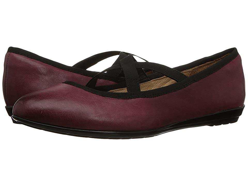Sofft Barris (Wine Red Oleoso) Women