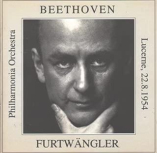 Beethoven: Symphony No. 9 in Re Mineur, Op. 125 (Lucerne 1954) (Tahra)