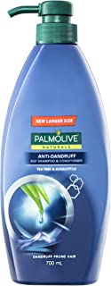 Palmolive Palmolive Naturals AntiDandruff 2in1 Shampoo & Hair Conditioner Tea Tree & Eucalyptus 700mL, 700 ml 6