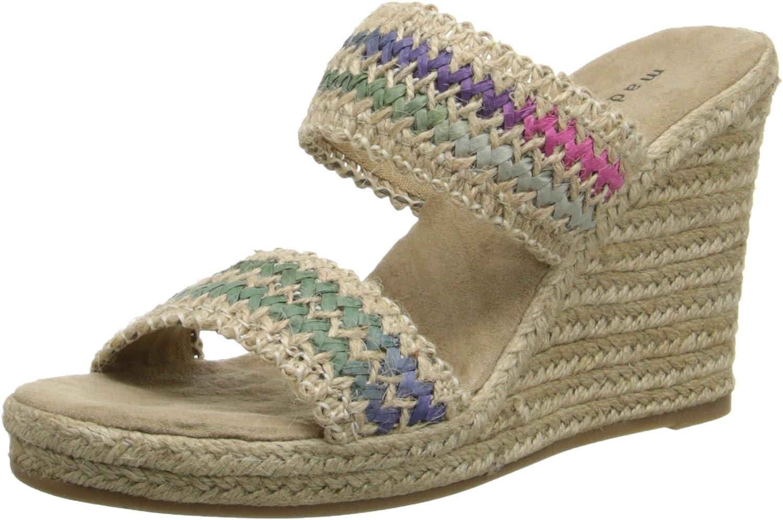 Madden girl Womens Blenda Wedge Sandal