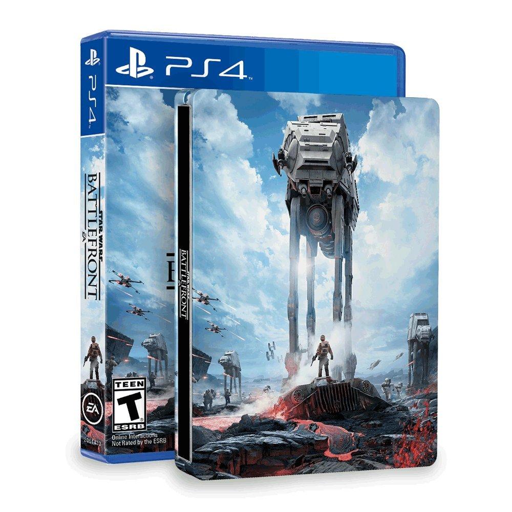 Star Wars: Battlefront Many popular brands SteelBook PlayStat Cheap Exclusive Amazon -