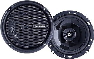 Memphis Audio PRX602 Power Reference 6.5 Inch 50 Watt RMS 100 Watt Peak Power Car Audio Coaxial Speaker System photo