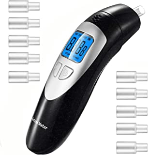 Ketone Breath Analyzer, Ketone Breath Meter Portable Digital Ketone Breath Test Tracing Ketosis Status