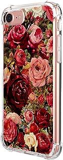 Suhctup Funda Compatible con iPhone 6/6S Antigolpes,Carcasa Bumper Transparente [Protección Esquina] Silicona TPU Gel Ultr...