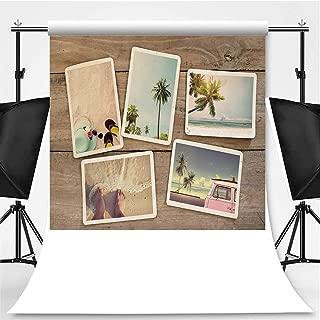 Summer Photo Album Theme Backdrop Photography Backdrop,176515,3.2x5ft