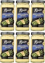 Reese Sauce, Holl and aise, Jar, 7.50-Ounce (Pack of 6)