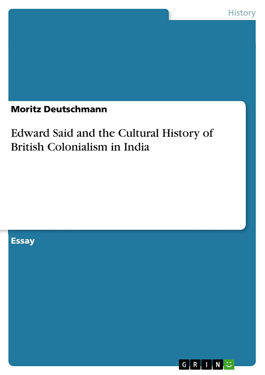成功したフランクワースリーダメージEdward Said and the Cultural History of British Colonialism in India (English Edition)
