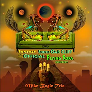 Fantasy for the Official South Oak Cliff Flying Sofa Contest