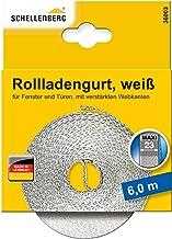 Schellenberg 36003 rolluikriem 23 mm x 6,0 m - MAXI-systeem, rolluikriem, riem, rolluikband