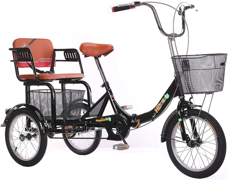 ZFF 3 Wheel Bikes Adult Tricycle Trike Folding Ranking Ranking TOP14 TOP5 Seniors Inch T 16