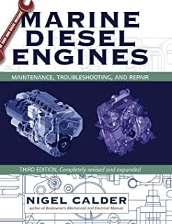 Marine Diesel Engines: Maintenance, Troubleshooting, and Repair