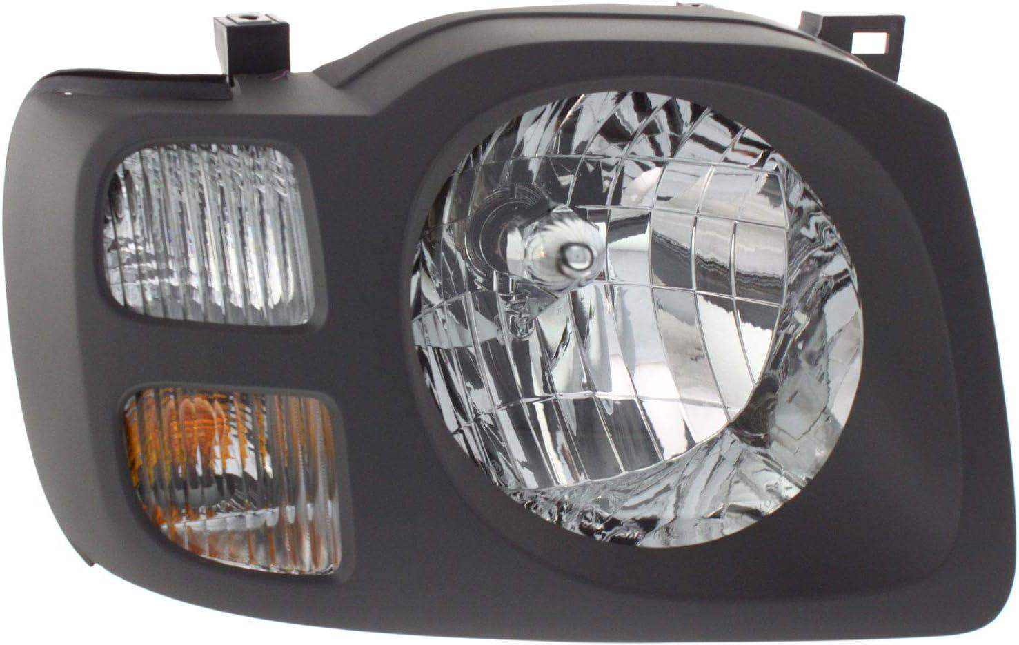 Garage-Pro Headlight for NISSAN XTERRA Halogen 激安通販 大人気! Assembly 02-04 RH