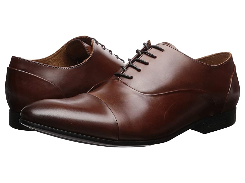Kenneth Cole New York Mix Lace-Up D (Brandy) Men