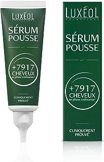 Luxéol – Sérum Pousse – Réactive la pousse des cheveux* – Résultat Cliniquement Prouvé* - Made in France – 50 ml.