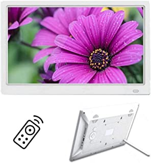 Digital Photo Frame 13 Inch IPS Screen Digital Photo Frames with USB SD Card Slots and Remote Control Digital Picture Fram...