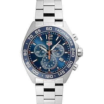 [タグホイヤー] TAG HEUER 腕時計 フォーミュラ1 クロノグラフ 43ミリ クォーツ ブルー CAZ1014.BA0842 メンズ 新品 [並行輸入品]