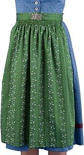 Turi Deiser Tracht Dirndlschürze mit Schließe Turi D219050B salbeigrün