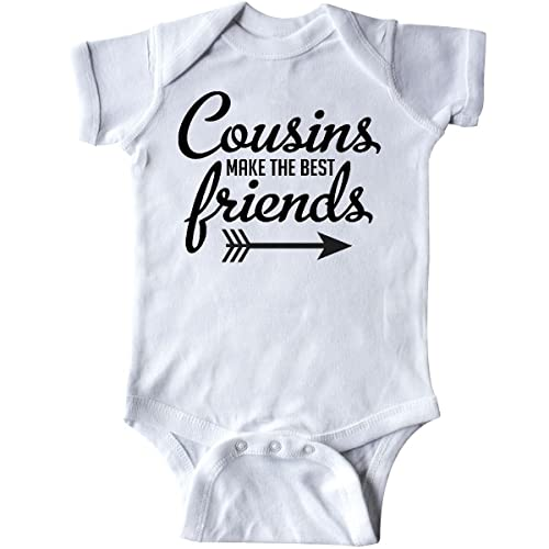 d7516aa1d inktastic - Cousins Make The Best Friends with Arrow Infant Creeper 2938e