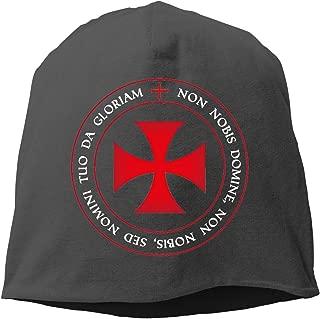 The Knights Templar Unisex Knitted Hat Beanie Hat Warm Hats Skull Cap Beanie Hat