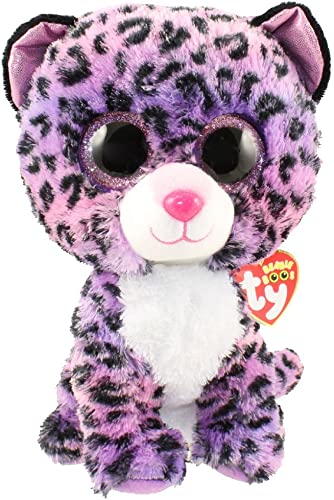 Ty Beanie Boos Jewel - Leopard Medium (Justice Exclusive)
