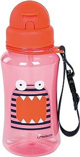 Schule oder Sport bpa-und phthalatfrei P:OS Handels GmbH 30687 Trinkflasche mit angesagtem L.O.L ideal f/ür Unterwegs ca Surprise Motiv 400 ml bunt aus Kunststoff