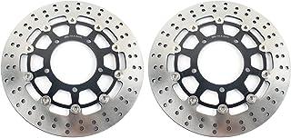 TARAZON 2x Rotores Discos de Freno Delantero para GSXR600 GSXR750 GSX-R GSX R 600