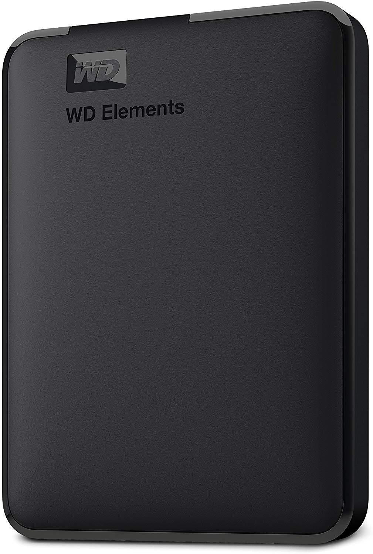 WD 1 TB Elements disco duro portátil USB 3.0: Western-Digital ...