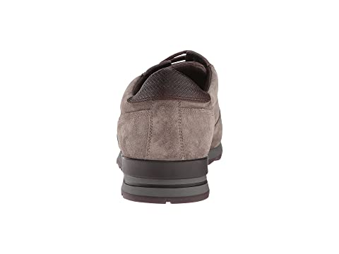 Runner Leather Suede Grey Canali Grey Runner Suede Leather Leather Runner Runner Leather Suede Suede Canali Canali Grey Canali wXFxZq